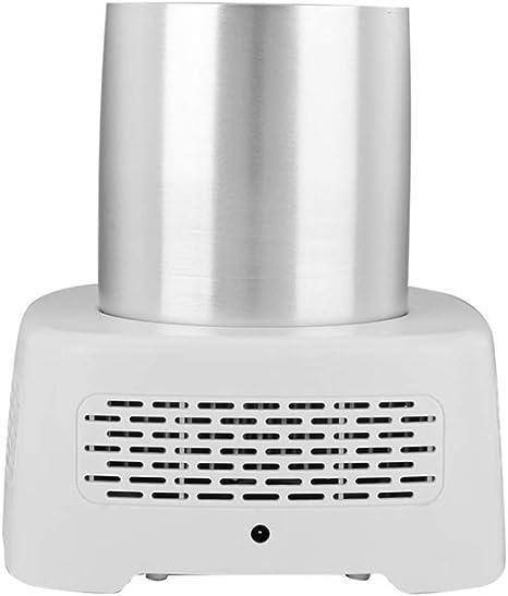 WPFC Mini Refrigerador De 350 Ml, Refrigerador De Bebida Eléctrica ...