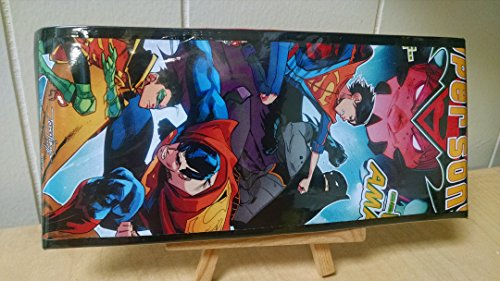 Super Sons Superboy & Robin Comic Book Wallet -