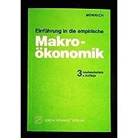 Einführung in die empirische Makroökonomik