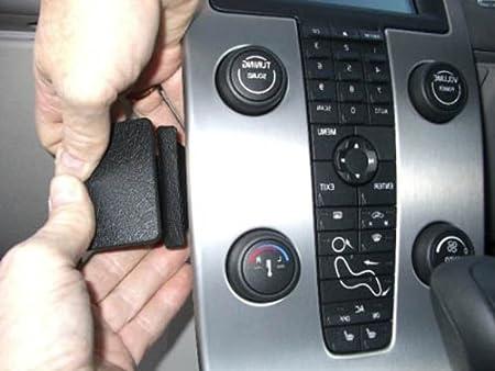 Brodit 653361 ProClip Support pour t/él/éphone pour Voiture Volvo C30 07-14//C70 06-14//S40 04-12//V50 04-12