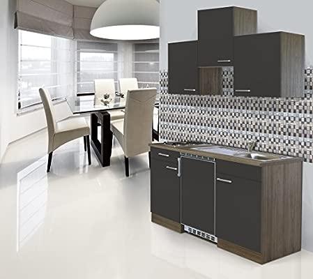 respekta CERAN Single Cocina - Bloque de Cocina (150 cm ...