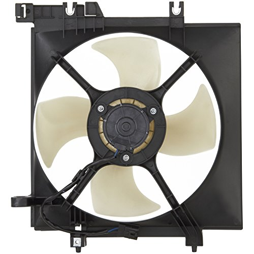 Spectra Premium CF14003 Radiator Fan Assembly