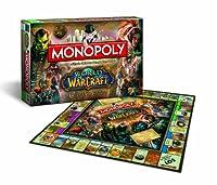Winning Moves 42662 - Monopoly World of Warcraft