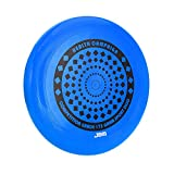 JBM Flying Sports Disc 175 Gram for Adult Kids Outdoor Beach Garden Patio Game Leisure - Blue Orange