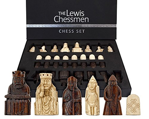 National Museum Scotland The Isle Of Lewis Chessmen The Official (Chessmen Chess)