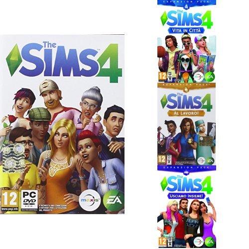 espansioni the sims