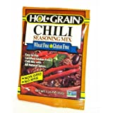 Hol Grain Chili Seasoning Mix, 1.25 Ounce (Pack of 12) by Holgrain