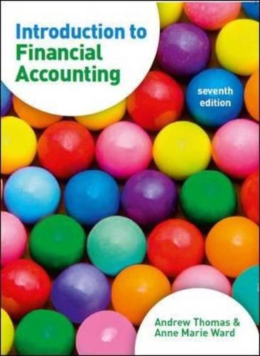 Financial Accounting Book Pdf