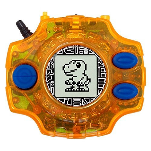 Bandai Digimon 15th Anniversary Digivice - Taichi Orange Color Exclusive Limited by Bandai (Image #9)