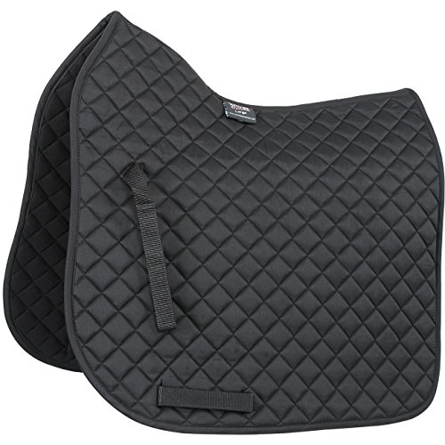 x Quilted Dressage Saddle Pad (Dressage Box)