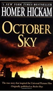 October sky teachers guide by novel units inc novel units inc by homer hickam october sky the coalwood series 1 fandeluxe Image collections