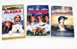 Family Adventure Collection #2: True Heart; Fly Away Home;the Amazing Panda Adventure (3pk)