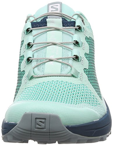 Glass Azul W XA Elevate Mujer Lead de 000 Zapatillas Trail Pond Running Salomon Beach Reflecting para 4qzRPAP