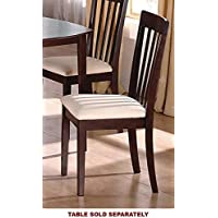 Crown Mark Ashland Wood Chair