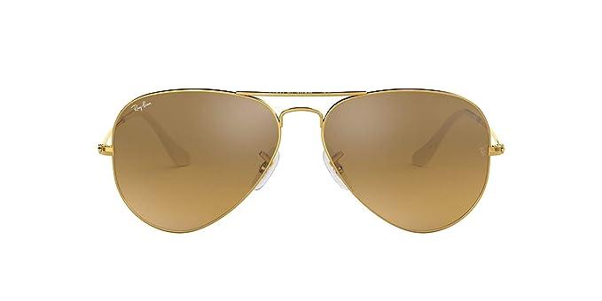 prodotto caldo vari colori prima qualità Ray-Ban Aviator Large Metal Occhiali da Sole Uomo