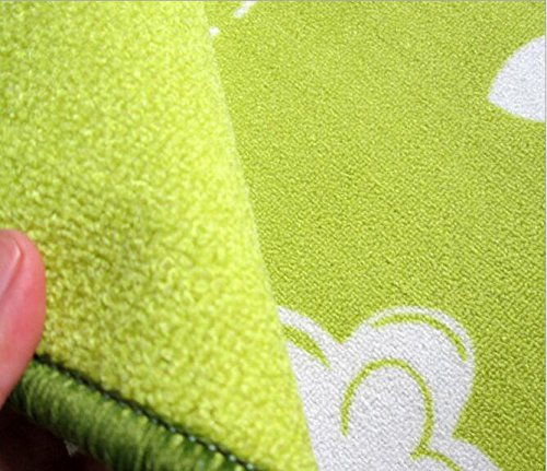 HUAHOO Lovely Carpet Kids Rugs Inches Carpet Baby Mat Crawling