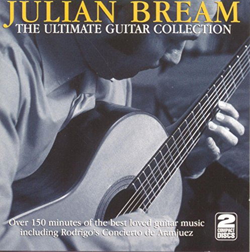 Julian Bream: The Ultimate Guitar Collection ()