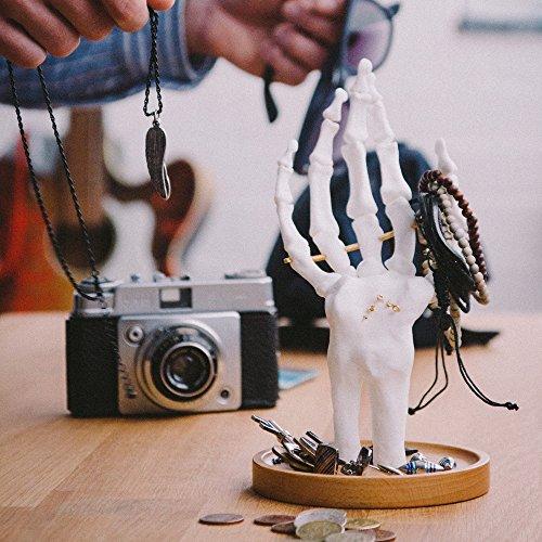 SUCK UK Skeleton Hand Jewellery Holder