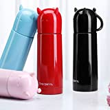 Bazaar Devil Stainless Steel Travel Mug Thermos Insulated Vacuum Flask Bottle