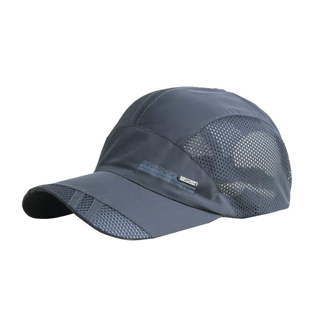 EverGreenPro Cappello da Baseball Berretto Sportivo Uomo e Donna Cappello da Sole con Visiera Unisex con Protezione UV per Escursioni Camping allAperto