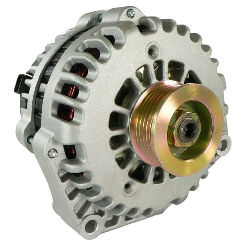 DB Electrical ADR0368 145 Amp New Alternator For Chevrolet, Gmc Truck 05 06 07 2005 2006 2007, 4.3L 4.8L 5.3L 6.0L 8.1L 1500 2500 3500 Silverado Pickup 05 06 07 2005 2006 2007 10392759 1-2555-21DR 8302
