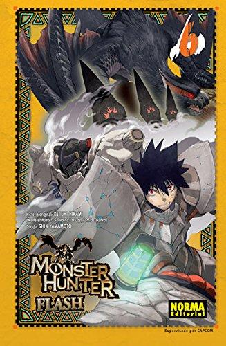 Descargar Libro Monster Hunter Flash! 6 Shin Yamamoto Keiichi Hikami