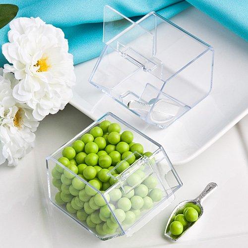 Small Acrylic Candy Bin - 7