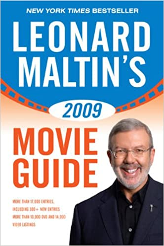 Leonard Maltin's 2009 Movie Guide (Leonard Maltin's Movie