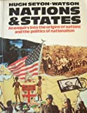 Nations and States, Hugh Seton-Watson, 0891582274