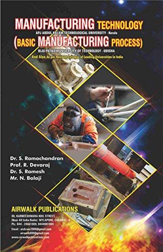 Basic Manufacturing Process - Pressure Molding