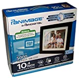 Panimage PI1051DWCB 10.4-Inch Digital Picture Frame (Espresso)