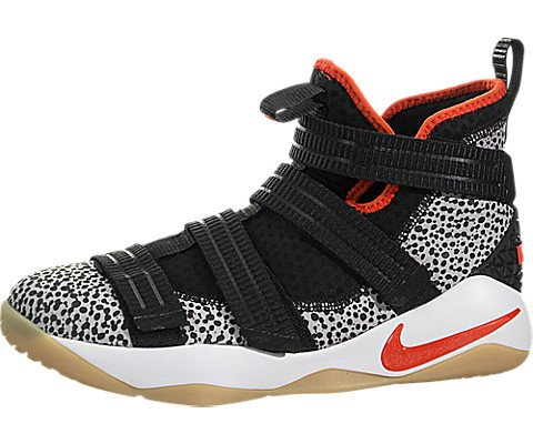newest 33de0 62d09 Nike Kids Lebron Soldier Xi SFG (GS) Basketball Shoe (6)
