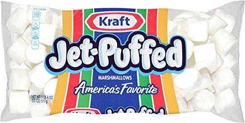 Jet Puffed Kraft Marshmallows, 20 oz