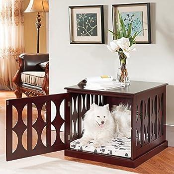 Elegant Home Fashions Julia Pet Crate