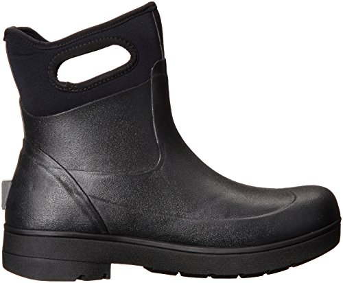 Bogs Mens Turf Stomper Insulated Work Boot Black