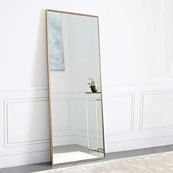 Amazoncom Neutype Full Length Mirror Standing Hanging Or Leaning