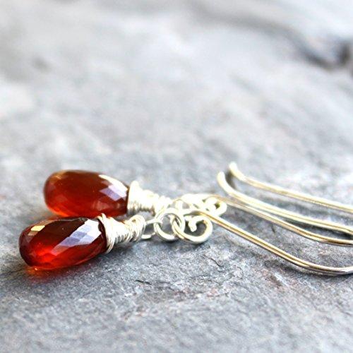Pumpkin earrings sterling silver buyer's guide