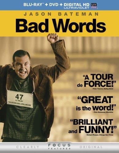 Bad Words (Blu-ray + DVD + DIGITAL HD with UltraViolet)
