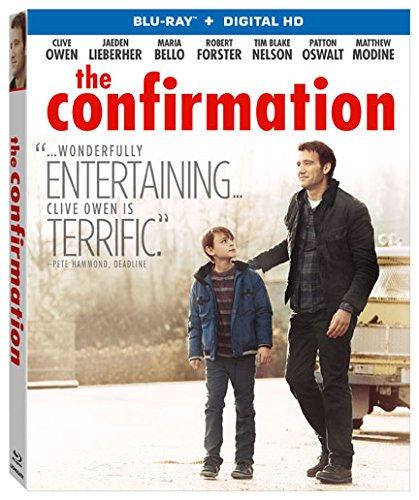 The Confirmation [Blu-ray + Digital HD]