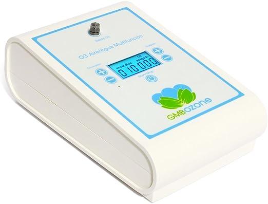 GMB OZONE. Purificador (Aire/Agua) de Ozono. Elimina olores ...
