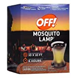 Off! Mosquito Lamp Starter Unscented 0.29 oz.