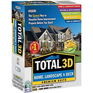 Total 3d Home Landscape Deck Premium Suite Old Version Software