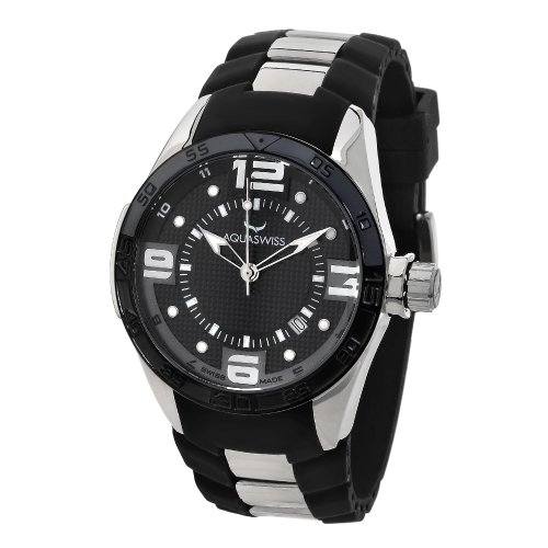 Aquaswiss 80GH030 Trax Man's Modern Large Watch