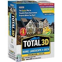 Total 3D Home Landscape/Deck Premium Suite