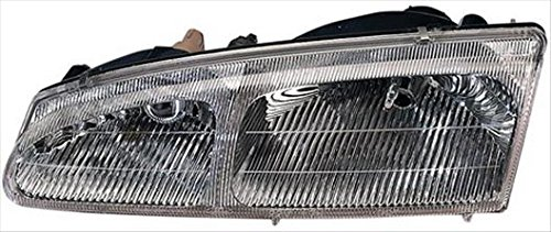 (OE Replacement Ford Thunderbird Driver Side Headlight Assembly Composite (Partslink Number FO2502128))