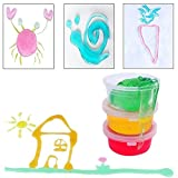 Aitsite 12 Packs 12 Colours Crystal slime set, DIY