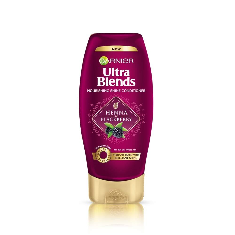 Garnier Ultra Blends Henna & Blackberry Conditioner