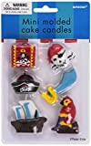 : Pirate's Treasure Mini Molded Cake Candles