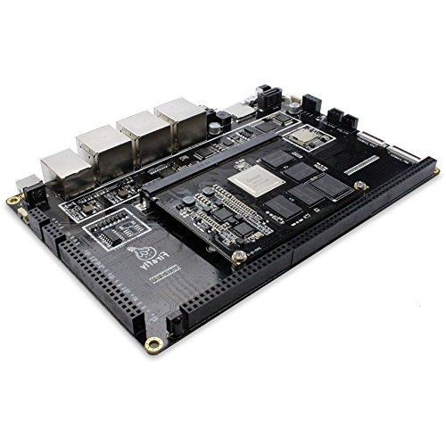 Lvps Board ([SmartFly]Firefly RK3288 Reload Development Board , MiniPC , Quad-core A17 1.8GHz , Support Ubuntu&Android , HDMI2.0 4K , 2.4G/5G AC WiFi)