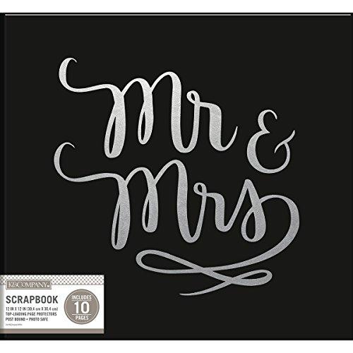 1 Scrapbook 12x12 Mr/MrsWedding ()